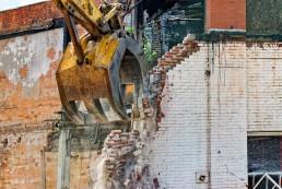 Permitted Development Bulldozing Buildings